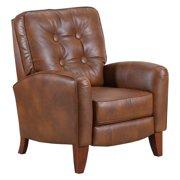 Lane Furniture Fritz Bonded Leather Stationary Recliner Brown