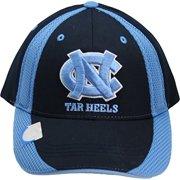 buy popular 45b25 4223c NCAA North Carolina Tar Heels One-Fit Adjustable Velcro Two Tone Hat Blue