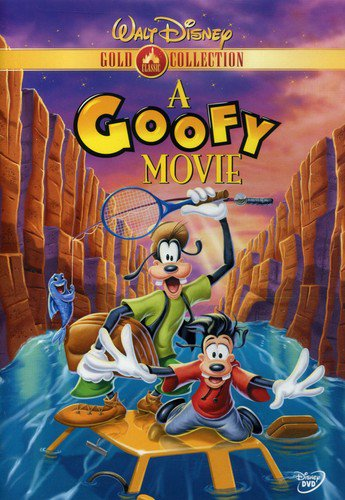 A Goofy Movie (DVD) (Children's Halloween Movies 2017)