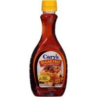 (2 Pack) Cary's Sugar Free Syrup, 12 Fl Oz