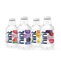 Hint Water Variety Pack, Blackberry, Watermelon, Cherry, Pineapple, 16 Fl Oz, 12 Ct