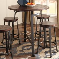 Signature Design by Ashley Challiman Counter Height Pub Table