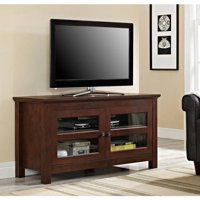 """Walker Edison TV Stand for TVs up to 48"""", Multiple Colors"""