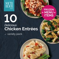 South Beach Diet Chicken Entrees Variety Pack, 10 Ct