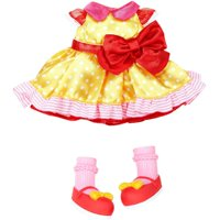 Lalaloopsy Fashion Pack, Party Dress