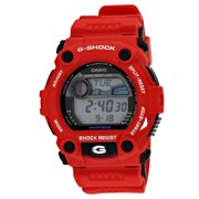 Casio Men's G7900A-4 G-Shock Rescue Red Digital Sport Watch