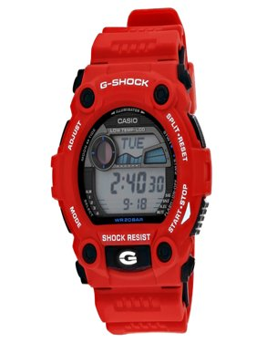 G-Shock Rescue Red Wristwatch G7900A-4