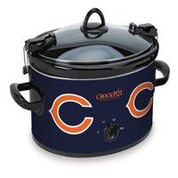 Crock-Pot NFL 6-Quart Slow Cooker, Chicago Bears