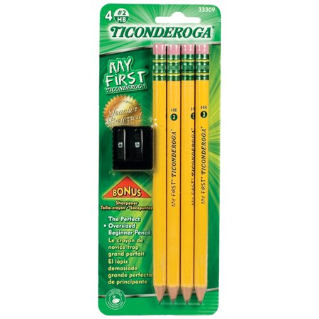 Dixon Ticonderoga My First Pencil Set