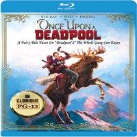 Deadpool 2 - Once Upon A Deadpool (Blu-ray + DVD + Digital Copy)