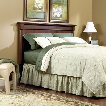 Sauder Palladia Full/Queen Headboard, Cherry Finish