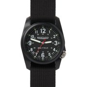 febfad377816 Bertucci Unisex DX3 Field Resin Watch - Black Nylon Strap - Black Dial -  11015