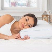 Modern Sleep Cool Sleep Ventilated Gel Memory Foam Gusseted Pillow, Multiple Sizes