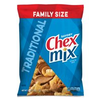 Chex Mix Traditional Savory Snack Mix, 15 Oz.