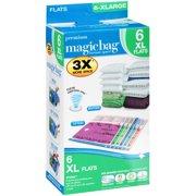 MagicBag® Premium XL Flat Bags 6 ct Box