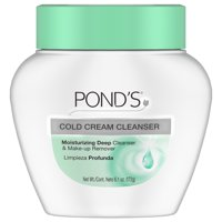 (2 pack) Pond's Cold Cream Cleanser 6.1 oz