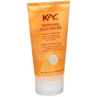 K-Y Personal Water Based Lubricant Jelly - 5 oz