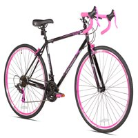 Susan G Komen 700c Women's, Courage Road Bike, Pink/Black