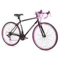 Susan G Komen 700c Women's, Courage Road Bike, Pink/Black