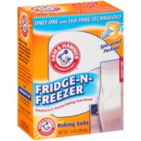 (4 Pack) Arm & Hammer Baking Soda Fridge-N-Freezer, 14 oz