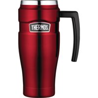 Thermos SK1000CRTRI4 Stainless King Mug, 16oz (cranberry Red)