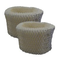 2 PACK Holmes HWF62, HWF62D, HWF-62, H62, H-62 Humidifier Filter Replacement by Air ...