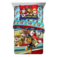 Paw Patrol Puppy Hero 2 Piece Twin/Full Comforter with Sham