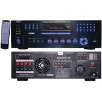 Pyle Home PD3000A 3,000-watt Am/fm Receiver With Built-in Dvd Player