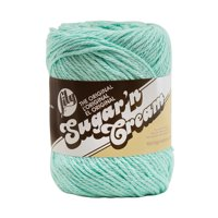 Lily Sugar'n Cream Yarn, 2.5 Oz, Beach Glass