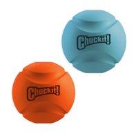 Chuckit! Fetch dog Ball, 2-Pk Medium