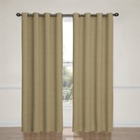 Eclipse Bobbi Grommet Blackout Energy-Efficient Curtain Panel