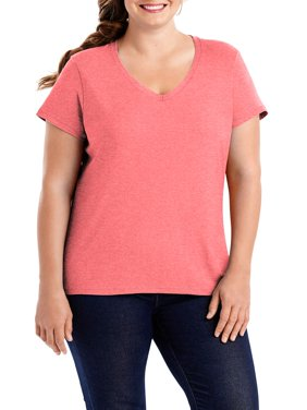 Women's X-temp Short Sleeve V-neck T-Shirt