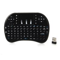 Zimtown i8 2.4G Wireless Mini Keyboard With Touchpad Mouse For Smart TV Android PC