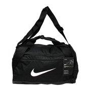 5d8840fe06 Nike Brasilia Small Duffel Polyester Duffle Bag Hobo - Black / White
