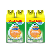 (2 pack) Scrubbing Bubbles Bathroom Grime Fighter Aerosol, Citrus, 20 Ounces, 2 count