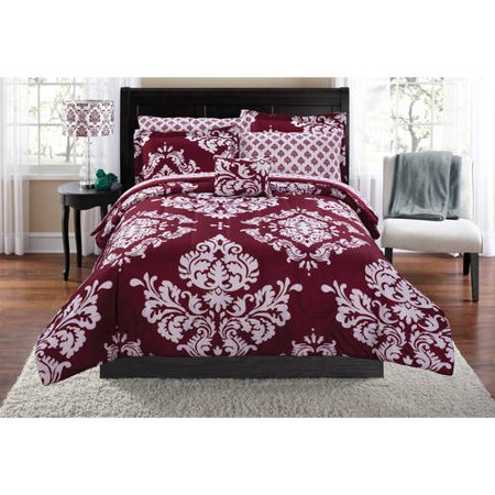 Mainstays Classic Noir Twin Twin Xl Bed In A Bag