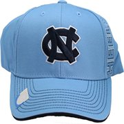 NCAA North Carolina Tar Heels One-Fit Adjustable Velcro Hat Blue