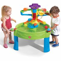 Step2 Busy Ball Water Table with a Scoop and Ten Balls Included