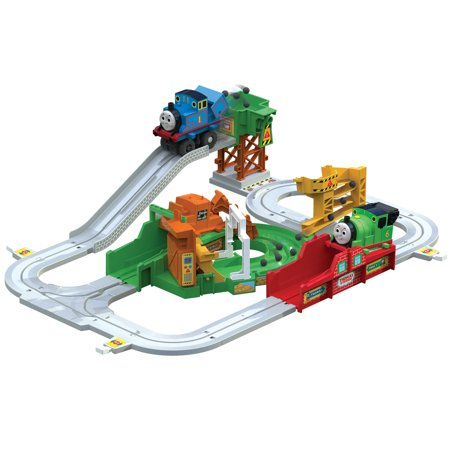 Thomas & Friends Thomas the Tank Engine Big Loader, Motorized Train