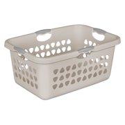 Sterilite, 2 Bushel/71 L Ultra™ Laundry Basket, Grey Pumice
