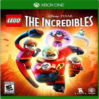 LEGO Incredibles, Warner Bros, Xbox One, 883929633005