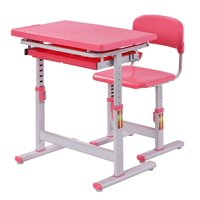 Ergonomic Adjustable Kids Desk