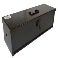 """RanchEx Portable/Mountable Tool Box, 20"""", Black"""