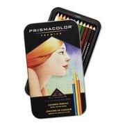 Prismacolor Premier Colored Pencils, Soft Core, 12 Pack