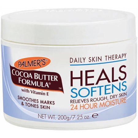 Palmer's Cocoa Butter Formula Daily Skin Therapy 24 Hour Moisture Original Solid, 7.25 (Cocoa Butter Hair)