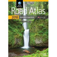 Rand McNally Road Atlas 2018: United States, Canada and Mexico