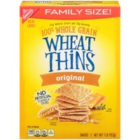 (2 Pack) Wheat Thins Crackers Supermix, Original