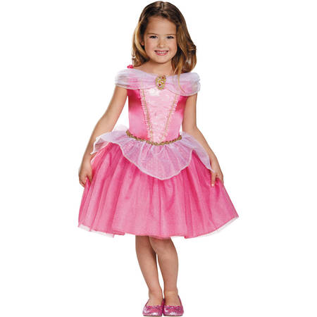 Aurora Classic Girls Child Halloween Costume (Fun Easy Girl Halloween Costumes)