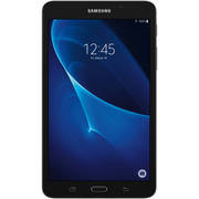 "Refurbished Samsung Galaxy Tab A with WiFi 7"" Touchscreen Tablet PC Featuring Android 5.1 (Lollipop) Operating System, Black"