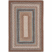Safavieh Braided Cady Bordered Area Rug or Runner